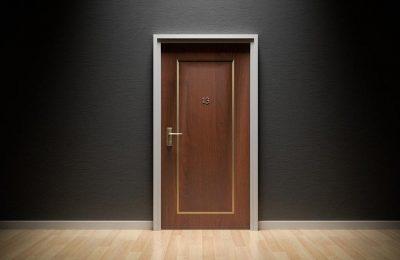 Sposób  na nowe drzwi
