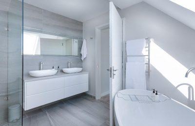 Wybór umywalki do łazienki